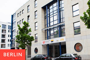 Campus Berlin der University of Europe for Applied Sciences