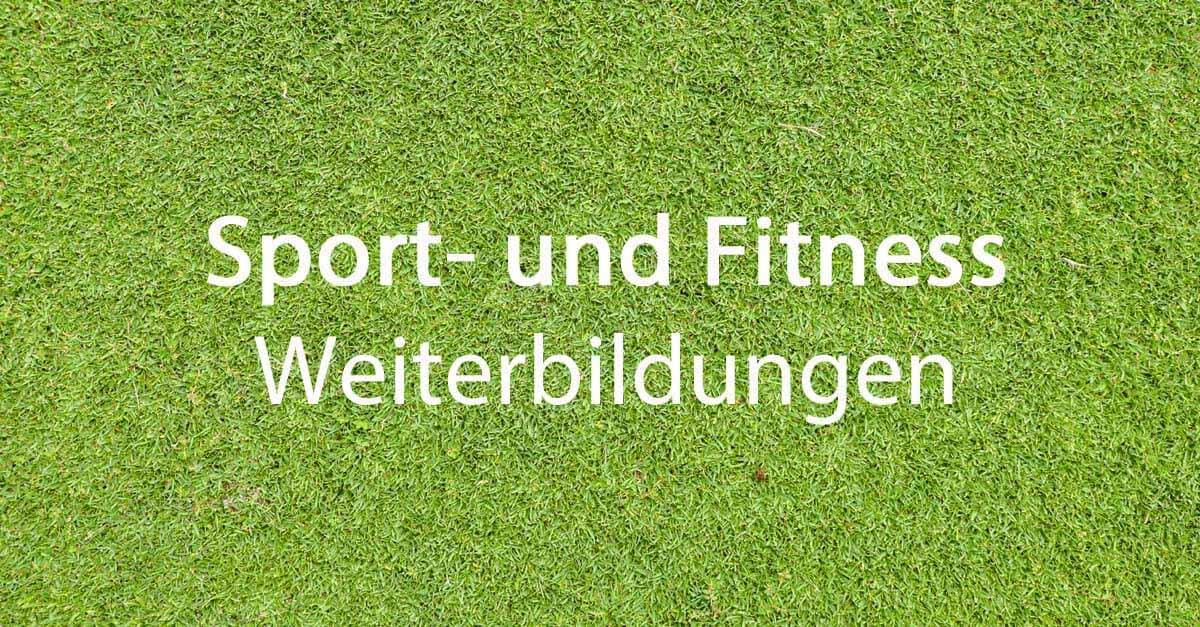 Weiterbildung Sportmanagement | ANBIETER + INFOS