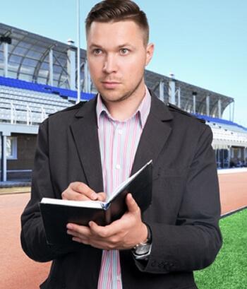 gehalt sportmanagement