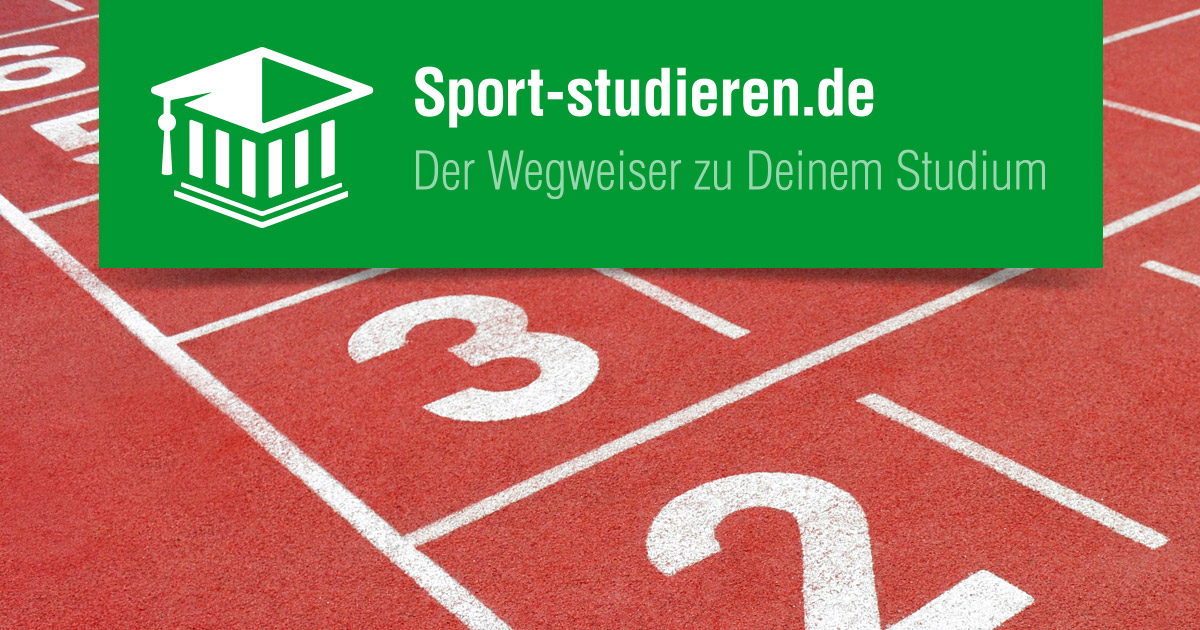 Sport alle infos hochschulen studieng nge for Management studium nc